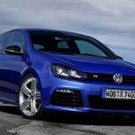 Volkswagen выводит в свет новый хетчбек Golf 7