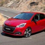 Раскрыты характеристики нового хэтчбека Peugeot 208