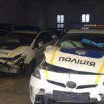 Украинские патрульные будут ездить на застрахованных авто