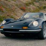 Коллекционер доработал спорткар Ferrari 246 GTS Dino