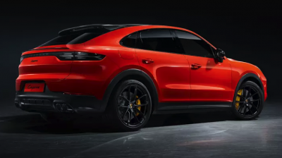 Porsche показала конкурента BMW X6 и Mercedes-Benz GLE Coupe